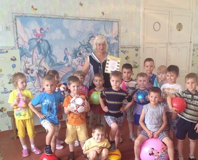 Социальный проект «Дружи со спортом с малых лет»