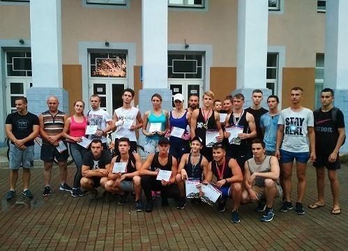 Фестиваль «Готов к труду и обороне ДНР»