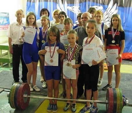Первенство Донецкой Народной Республики по тяжелой атлетике