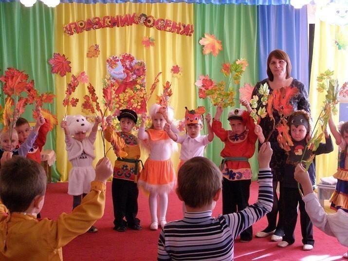 Праздник «Покров Пресвятой Богородицы» в детском саду №2 «Золотой ключик»