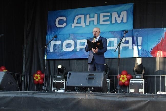 Праздник «С Днём рождения, Ясиноватая!»