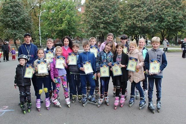 Городские соревнования «Ловкийвелосипедист»
