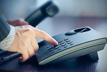 Стационарные телефоны избирательных участков