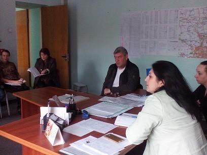 В Ясиноватой состоялось рабочее совещание по вопросу  взыскания задолженности за жилищно-коммунальные услуги