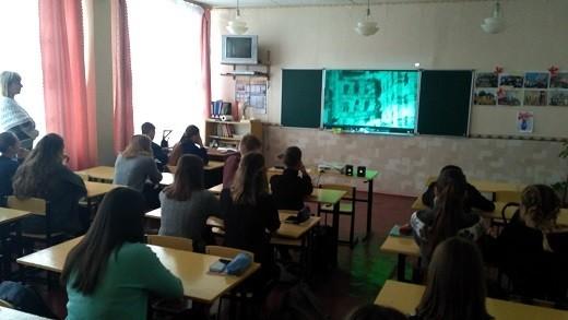Руководитель Ясиноватского ГОЮ провела мероприятия для школьников, посвященные Великой Отечественной войне