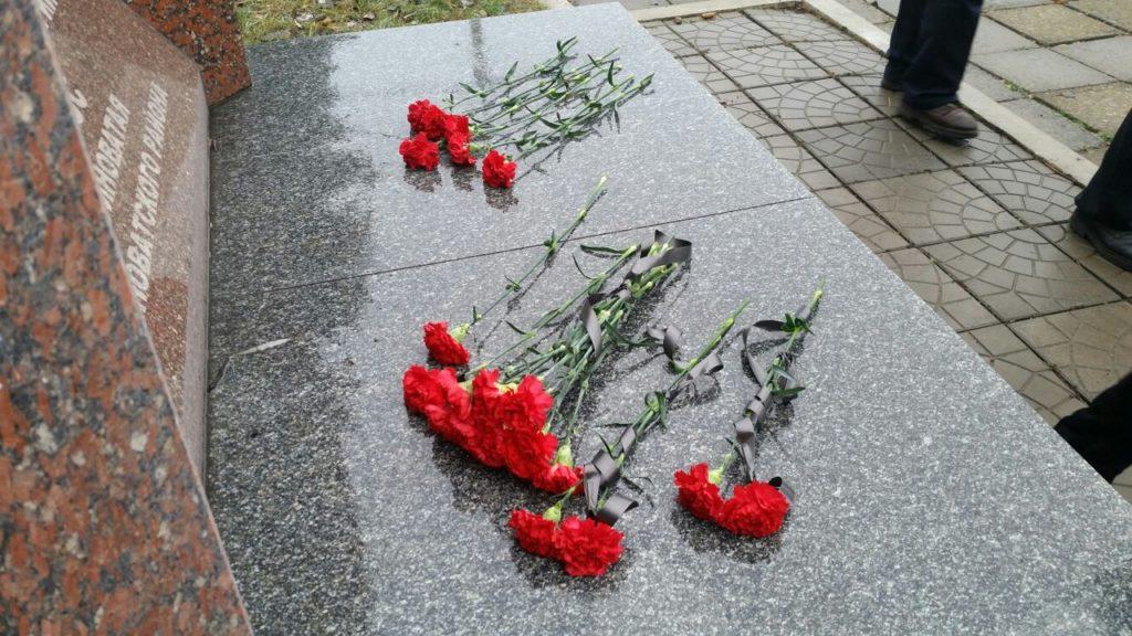 День ликвидатора на Чернобыльской АЭС