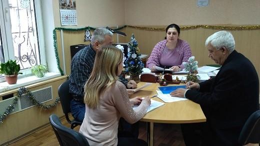 В Ясиноватой состоялась рабочая встреча по вопросам государственной регистрации нормативных правовых актов