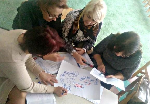 Развитие профессиональной компетентности воспитателей МДОУ