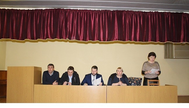Встреча с коллективом ЯЦРБ