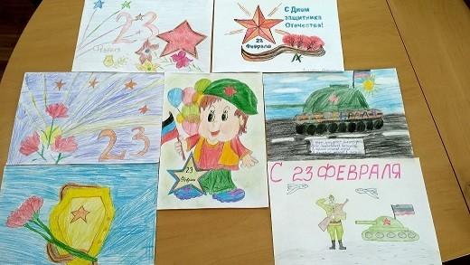Определены победители конкурса рисунка среди школьников Ясиноватой