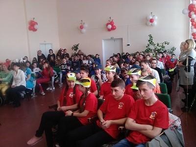 Фестиваль Дружин юных пожарных