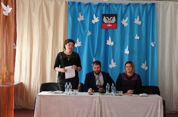 Сход граждан c жителями села Яковлевка