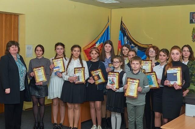 Конкурс чтецов и поэтов имени Н.О. Гриценко