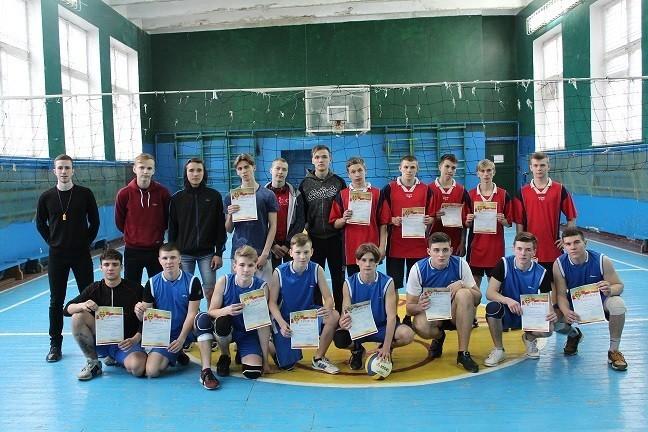 Городские соревнования по волейболу среди 10-11 классов и 1-2 курсов образовательных организаций