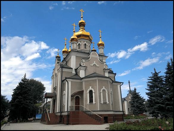 ГПСО г. Ясиноватая напоминает основные правила пожарной безопасности в период посещения объектов культового назначения