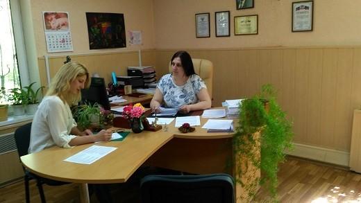 В Ясиноватой состоялась рабочая встреча по вопросам государственной регистрации НПА
