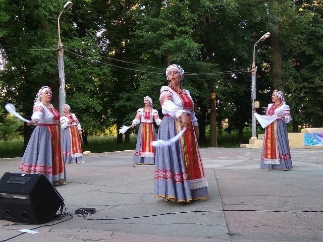 Гости из России в День медработника