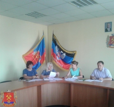Заседание штаба по подготовке к отопительному сезону