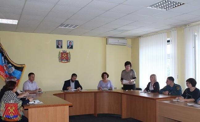 Встреча с общественными организациями