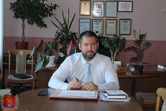 Глава администрации Шевченко Д.С. провел личный прием граждан