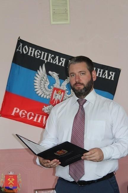 Поздравление главы администрации Д.С. Шевченко с Днем города!
