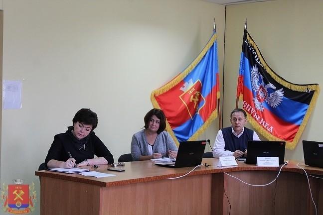 Встреча с работниками администрации