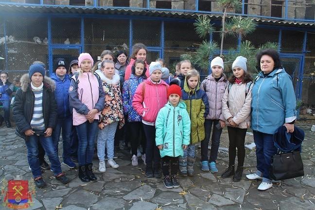 Посещение зоопарка с. Придорожное