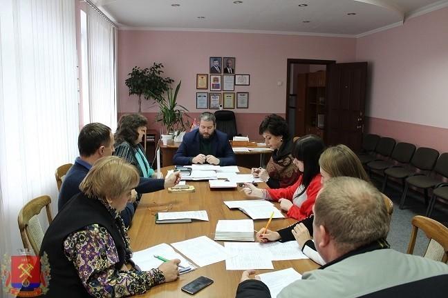 Рабочее совещание по подготовке и проведению новогодних и рождественских праздников