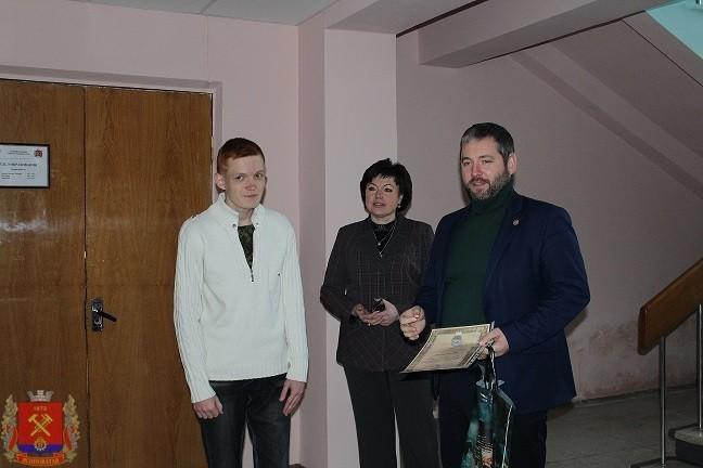 Презентация персональной выставки Максима Ефременко