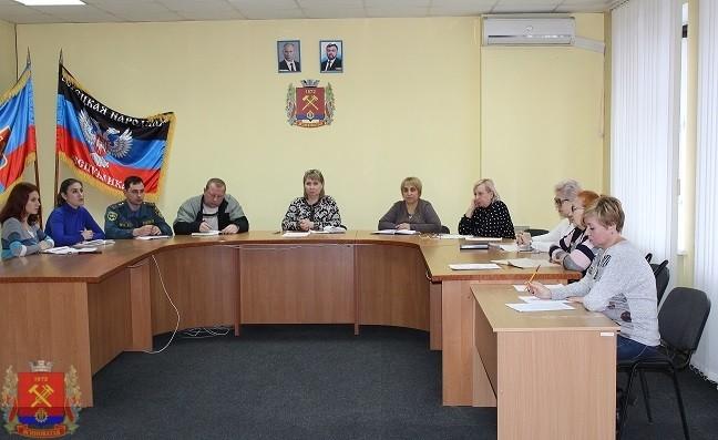 Заседание чрезвычайной противоэпизоотической комиссии