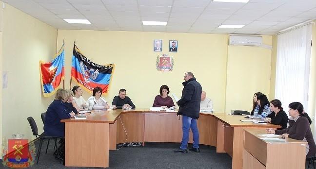 Заседание комиссии по муниципальному земельному контролю