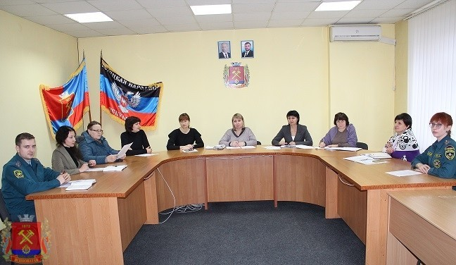 Заседание Координационного совета по делам детей