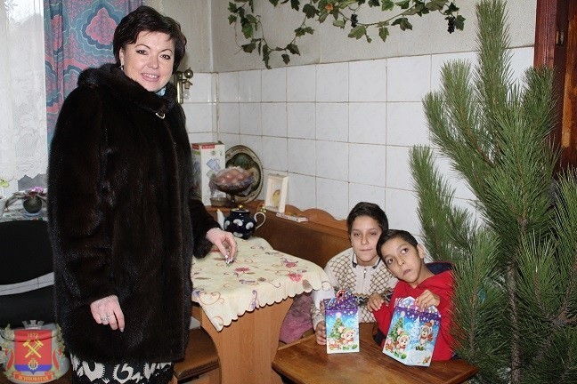 Подарки для особенных детей