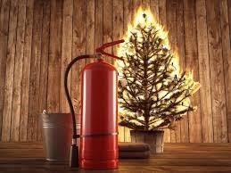 ГПСО г. Ясиноватая МЧС ДНР напоминает правила пожарной безопасности в Новогодние и Рождественские праздники