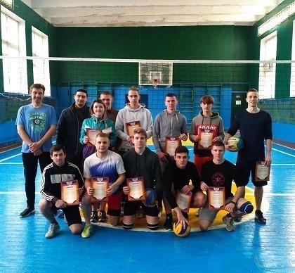 Зимнийкубокпо волейболу 2019