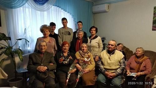 76 лет снятия блокады Ленинграда
