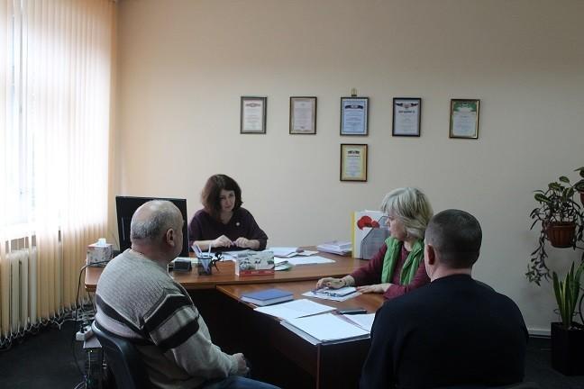 Заседание комиссии по вопросам регулирования земельных отношений