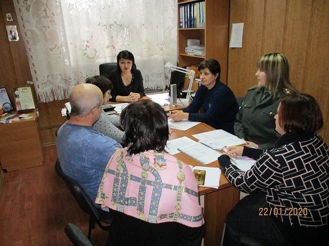 Проведение рабочей встречи по вопросам предупреждения правонарушений среди несовершеннолетних, ресоциализации условно осужденных