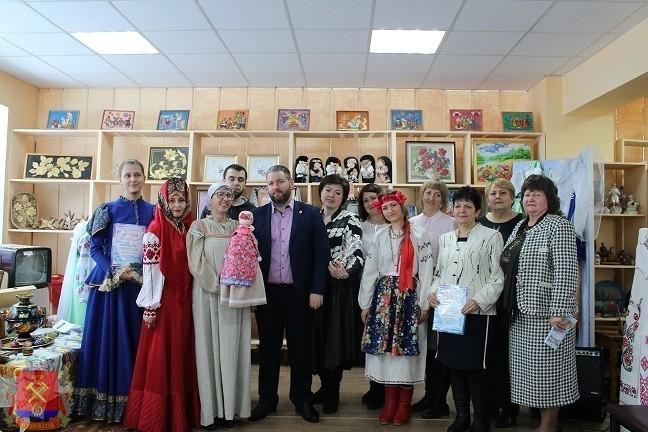 Презентация общегородского культурно-просветительного проекта «Мы – славяне!»