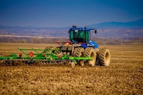 Посевная кампания ранних зерновых и зернобобовых культур в ДНР  завершена на 91,2%