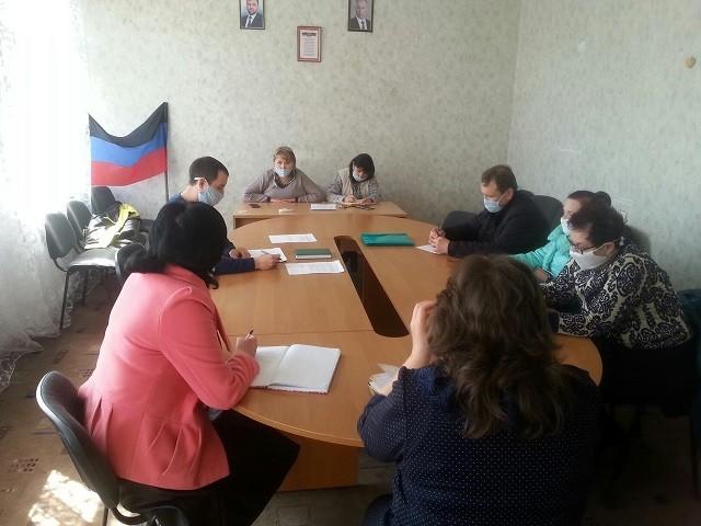 О заседании Организационного  комитета по подготовке и проведению Дня охраны труда в городе Ясиноватая