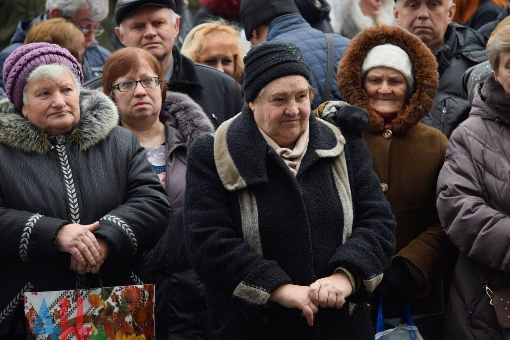 Глава ДНР ввел режим самоизоляции до 17 апреля для всех жителей Республики старше 65 лет