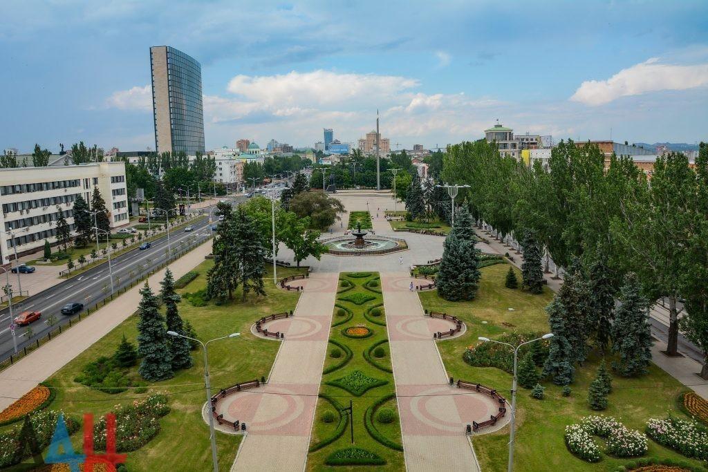 Синоптики ДНР ожидают на неделе погоду без существенных осадков и незначительное потепление