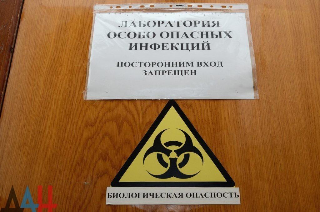 В ДНР за выходные не выявлено новых случаев заражения COVID-19 – Минздрав