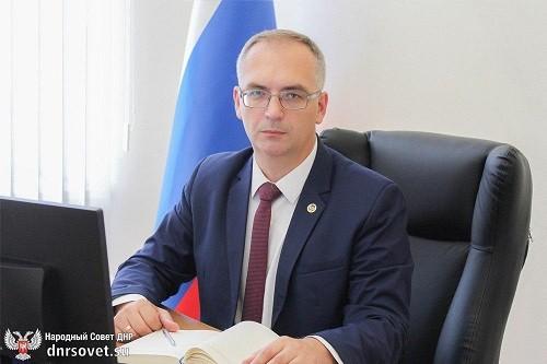 Заявление Председателя Народного Совета о переформатировании приёмов депутатов в связи с действием режима повышенной готовности