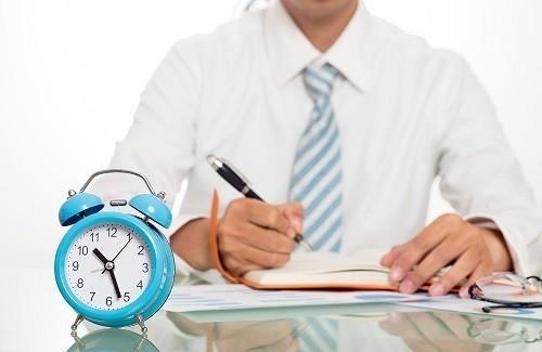 Виды продолжительности  рабочего времени