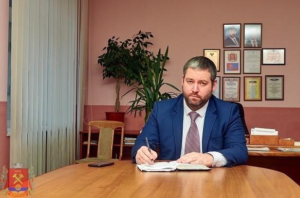 Поздравление главы администрации Д.С. Шевченко с Днем социального работника