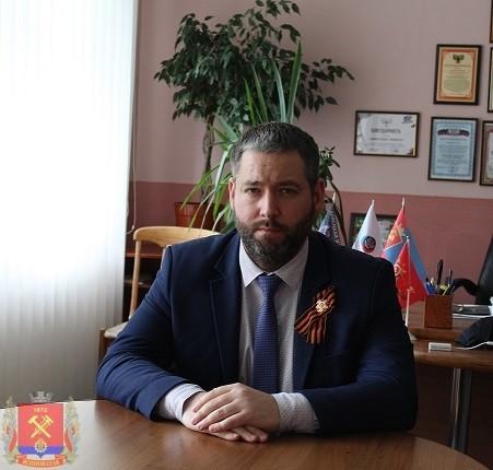 Поздравление главы администрации Д.С.Шевченко с 75-летием Великой Победы