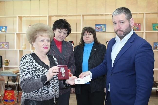 Выставка  ветерана Великой Отечественной войны Николая Харитоновича Компанийца