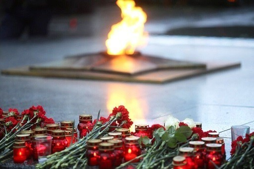 Трансляция минуты молчания в память о погибших в Великой Отечественной войне пройдет 9 мая